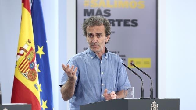 Simón recomienda no cambiar de provincia en la nueva normalidad salvo que sea necesario