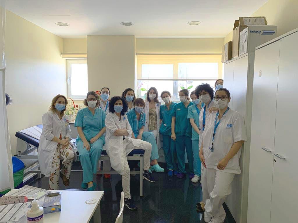 Así trabaja la Unidad de Seguimiento COVID-19 del Hospital de Torrejón de Ardoz