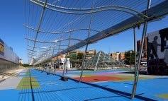 Coslada concluye las obras de la plaza del centro comercial La Rambla