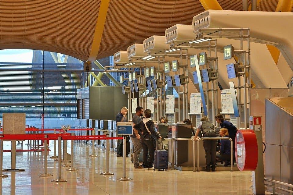 Madrid ha detectado ya casos de coronavirus importados que han llegado por Barajas