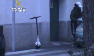 Compraban la droga en Alcalá y Torrejón para distribuirla en patinete por Guadalajara
