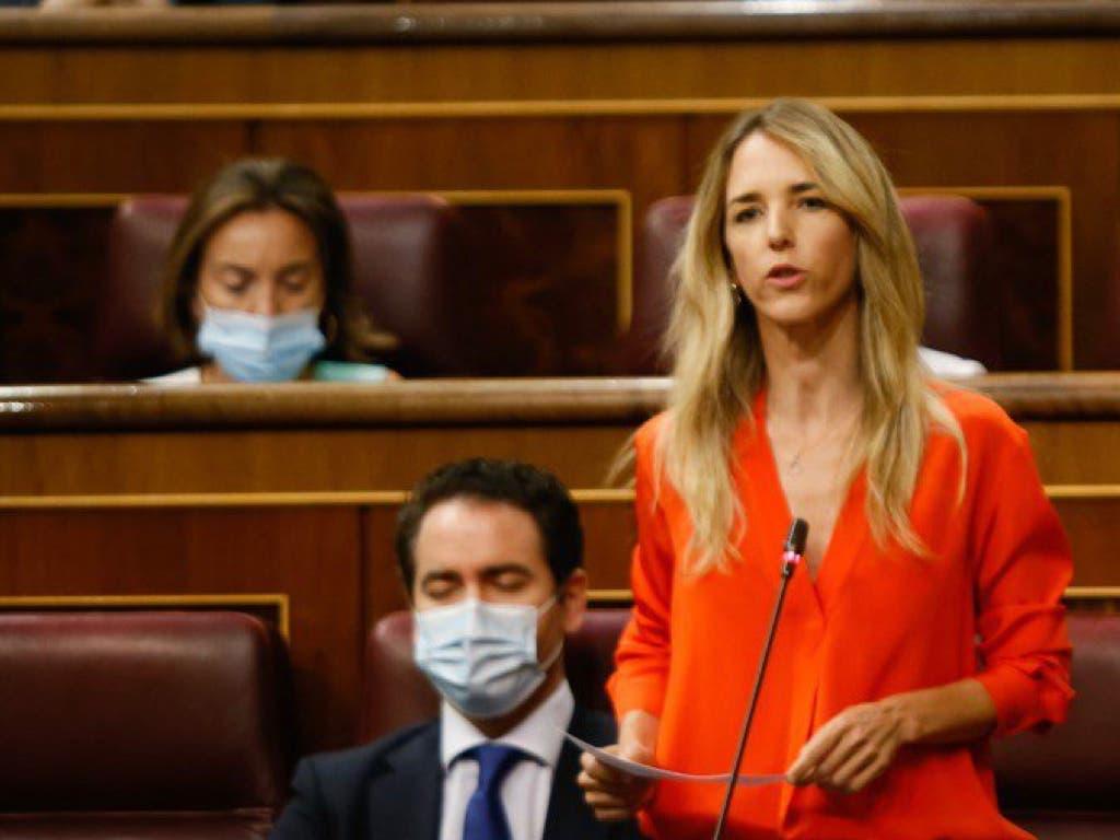 Coronavirus: Rifirrafe entre Cayetana y Calvo por la cifra de fallecidos:«Mienten a sabiendas»