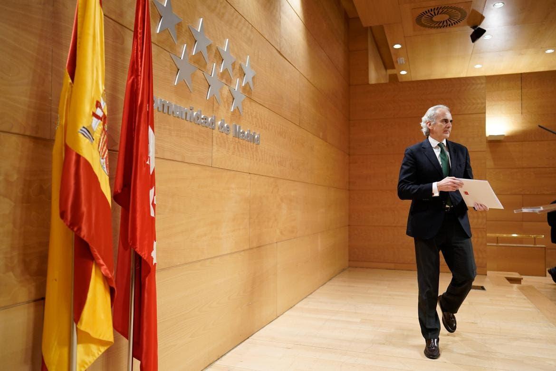 Madrid solicitará finalmente pasar a la fase 3 el 22 de junio