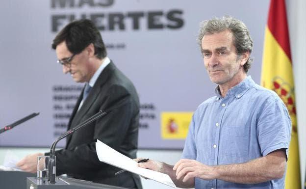 Sanidad confirma que a partir del 21 de junio se podrá circular libremente por toda España