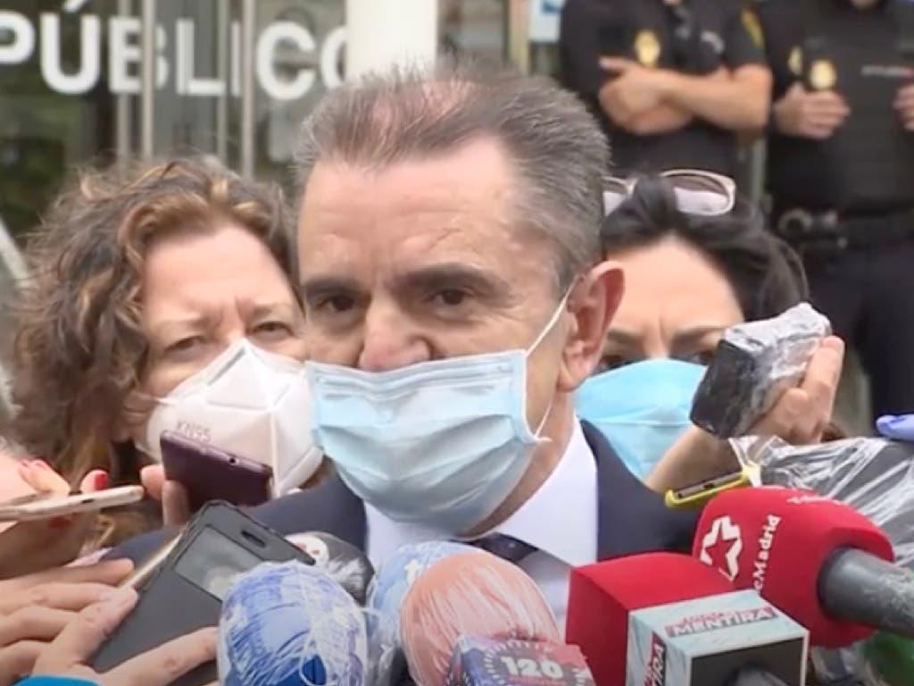 Franco ante la juez: «No había ningún elemento para prohibir el 8M»