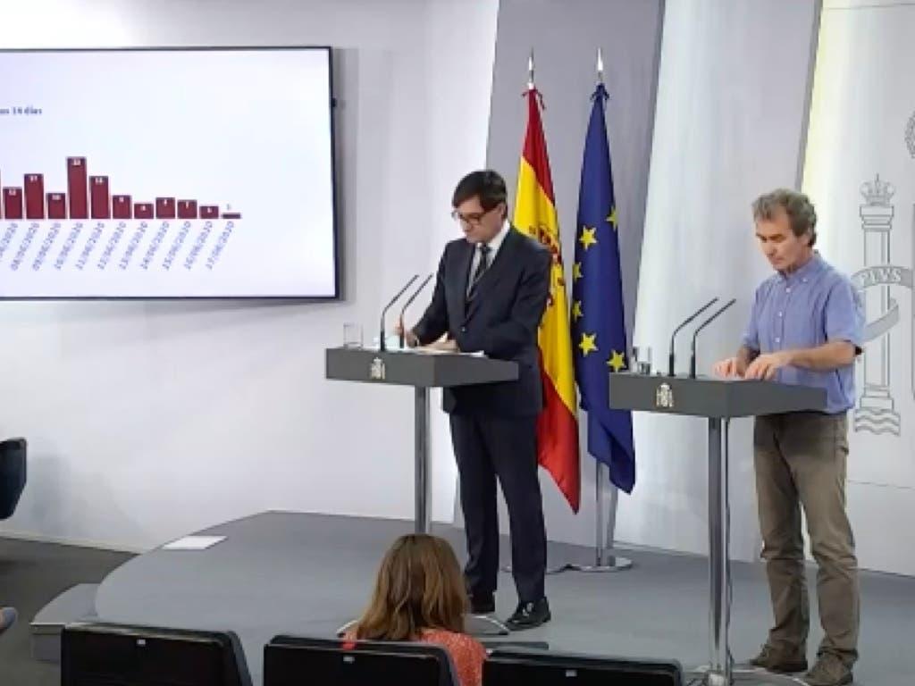 Sanidad actualiza por fin la cifra total de fallecidos por coronavirus en España: 28.313