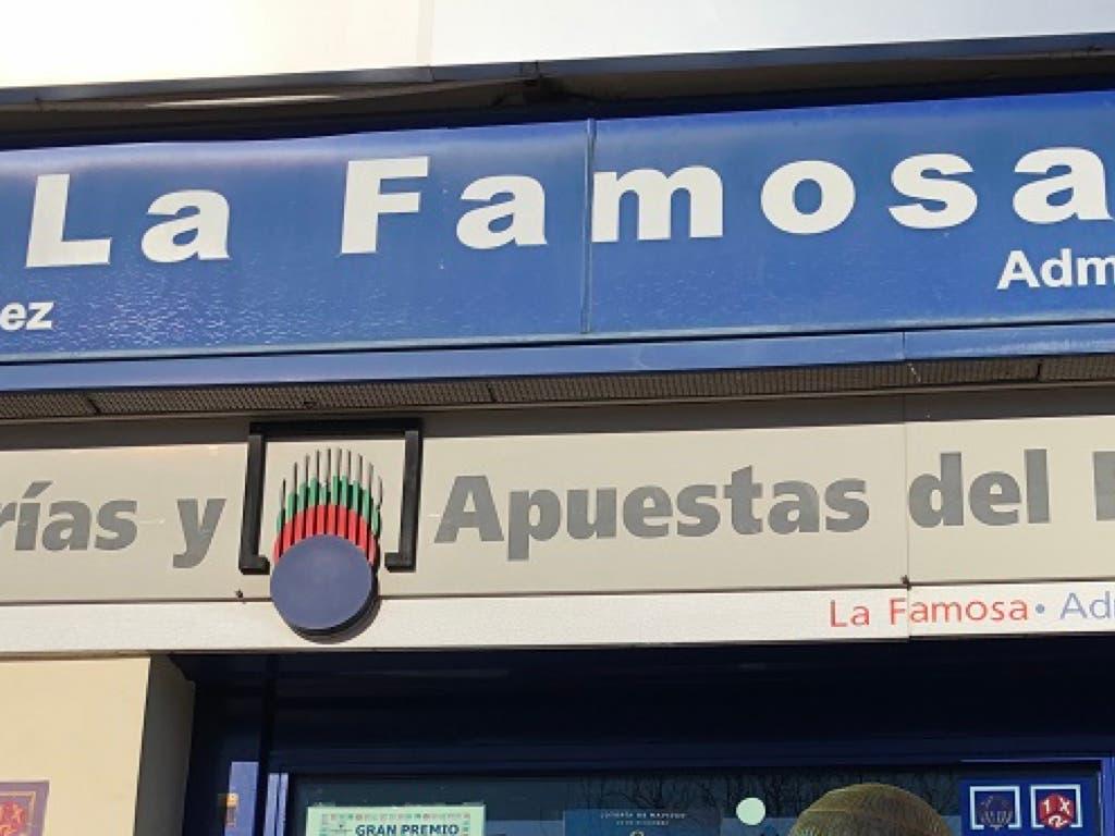 La Bonoloto deja premio en Torrejón de Ardoz