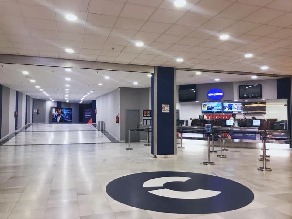 Este martes reabren los cines de Parque Corredor en Torrejón de Ardoz