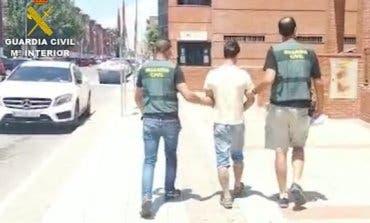 Detenido en Algete por desvalijar un pueblo de Guadalajara durante el confinamiento