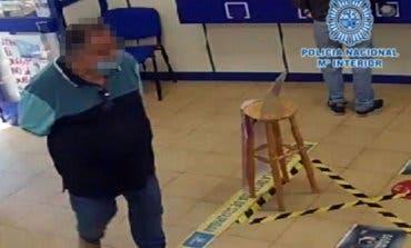 Detenido un veterano estafador de administraciones de lotería que actuó en Alcalá de Henares
