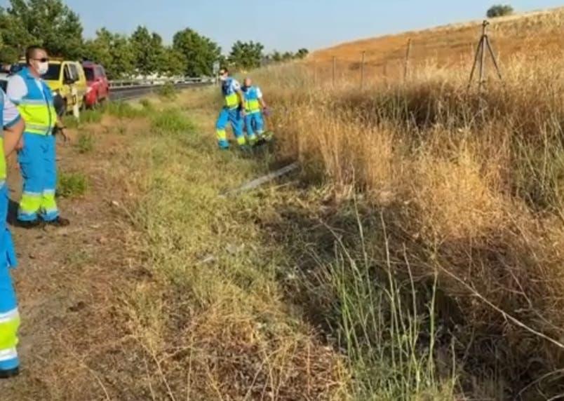 Reyerta entre clanes gitanos: Hallan un segundo cadáver en la cuneta de El Álamo