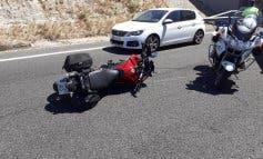 Muere un motorista en la M-501 tras una colisión contra otro motorista