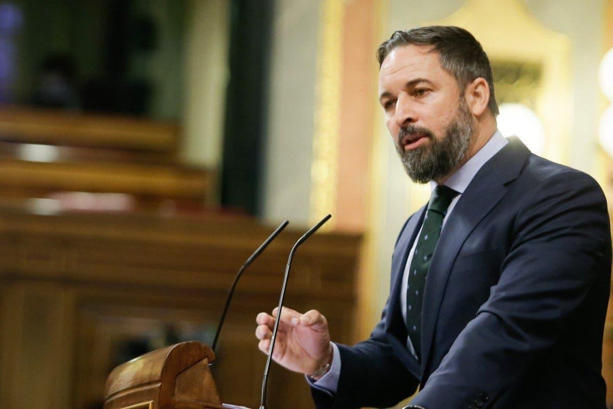 Vox anuncia que presentará una moción de censura contra el Gobierno en septiembre