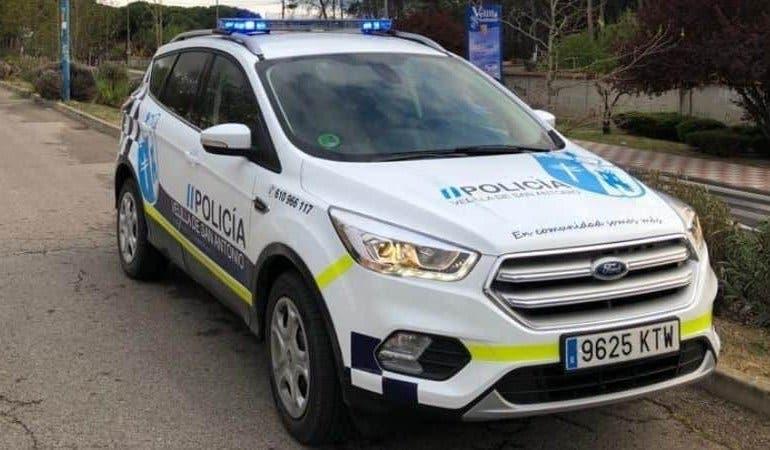 La Policía de Velilla refuerza la vigilancia de parques y zonas habituales de reunión