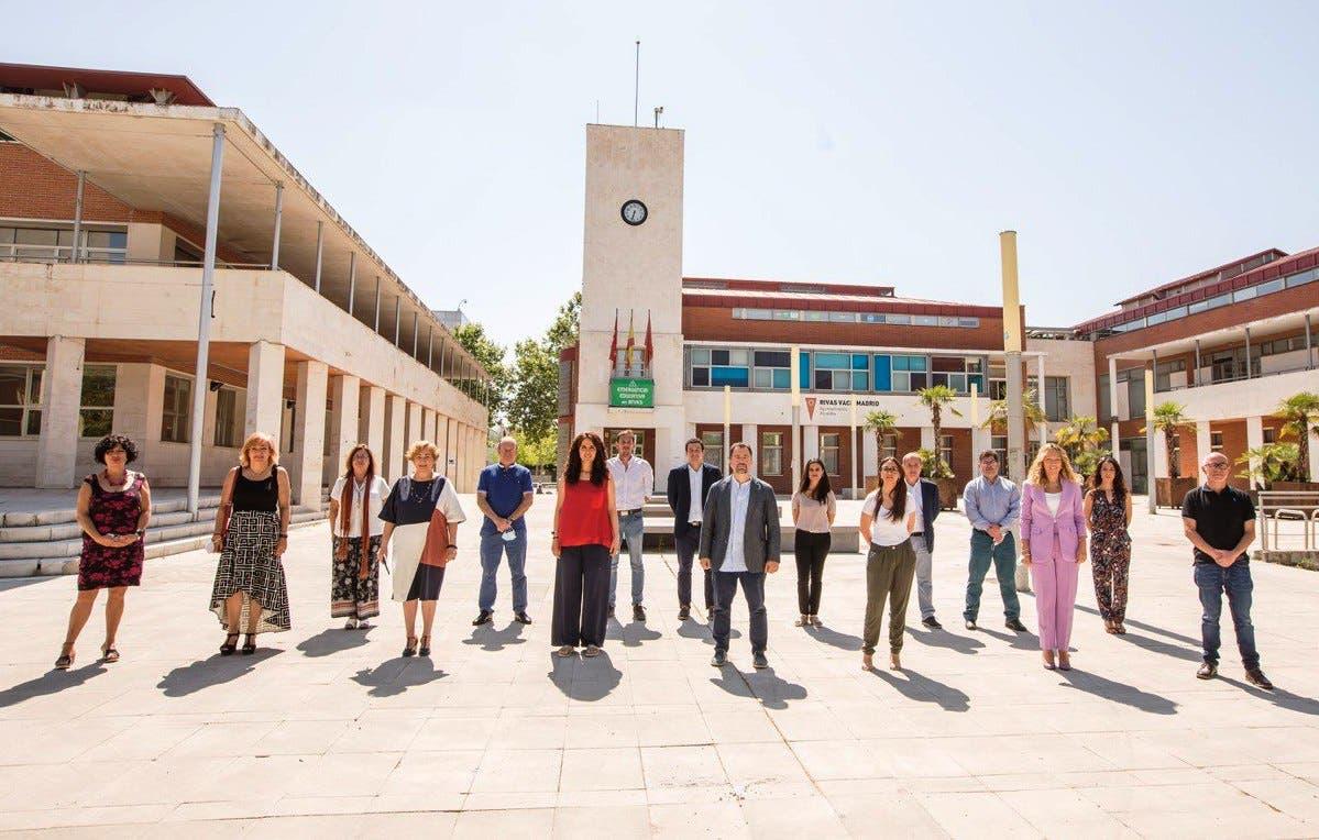 El PSOE se incorpora al Gobierno de Rivas tras alcanzar un acuerdo con IU