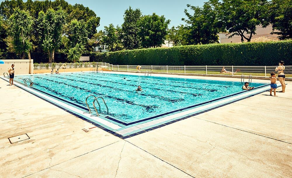 Las piscinas de verano de Rivas también han abierto este miércoles