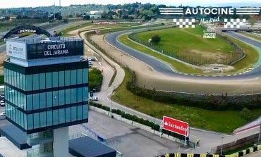 Autocine Madrid RACE inaugura un nuevo espacio en el Circuito del Jarama