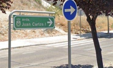 El alcalde de Rivas propone cambiar el nombre de la Avenida Juan Carlos I