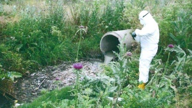 Hallan coronavirus en los vertidos ilegales de Getafe en el río Manzanares