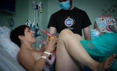 Dar a luz en el hospital de Torrejón de Ardoz en tiempos de Covid