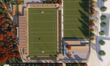 Así será la futura Ciudad del Rugby de Paracuellos de Jarama