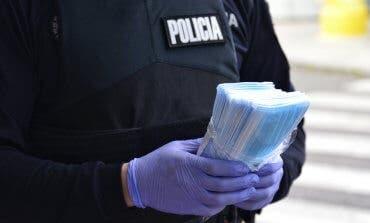 Alcalá de Henares impone 80 denuncias en agosto por no llevar mascarilla