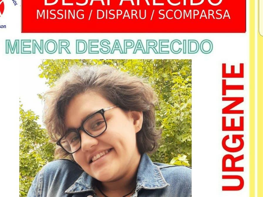 La menor desaparecida en Paracuellos se fue porque no quería volver a Paraguay