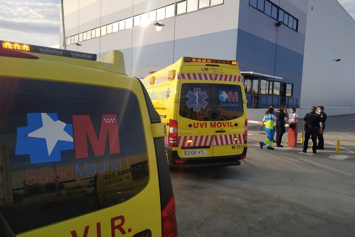 Un joven herido grave tras recibir varias puñaladas en Torrejón de Ardoz