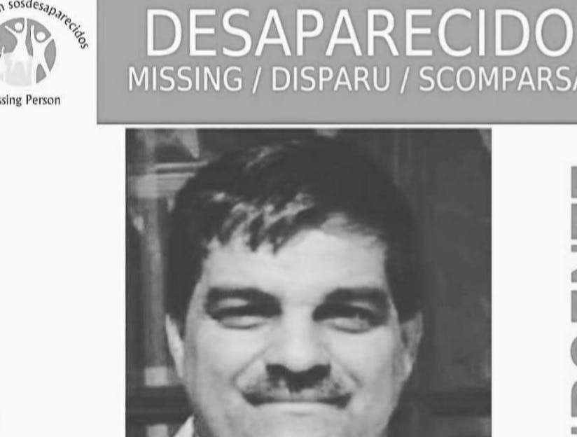Localizado un hombre desaparecido en Coslada el pasado 12 de agosto