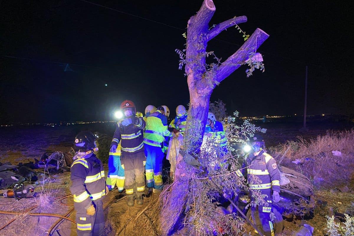 Una disputa familiar pudo originar el accidente de tráfico con tres muertos en Móstoles