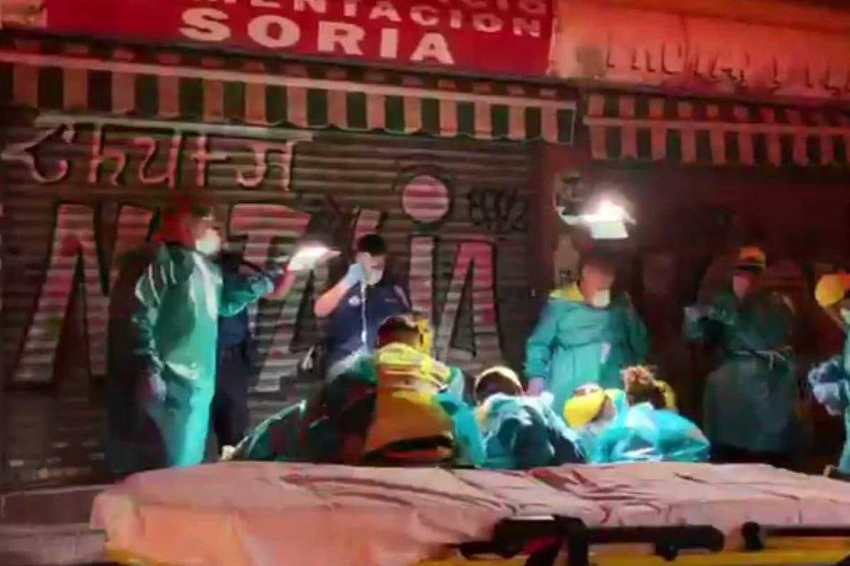 Muere en el hospital un joven apuñalado en el corazón en Usera
