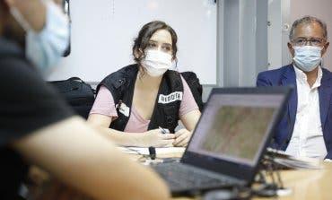Última hora sobre el incendio de Robledo de Chavela, ya estabilizado