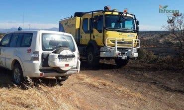 Controlado el incendio de Valdepiélagos y El Casar, en Madrid y Guadalajara