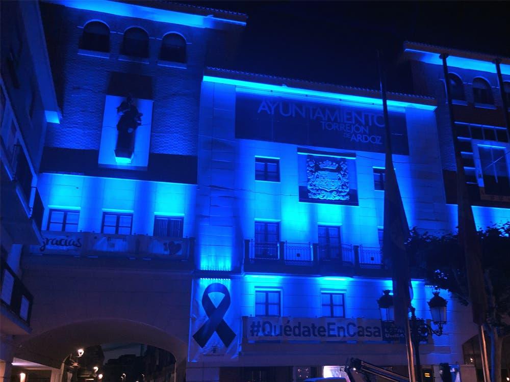 Torrejón de Ardoz estrena iluminación en la Plaza Mayor