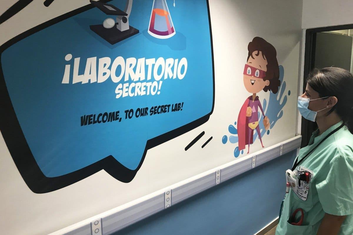 Pediatras del hospital de Torrejón de Ardoz recomiendan a sus pacientes que acudan con mascarilla