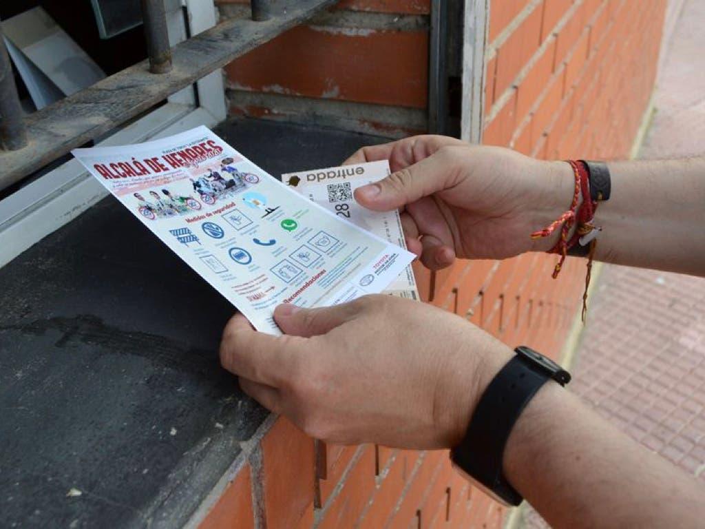 Conciertos sí, toros no: critican la «hipocresía» del alcalde de Alcalá de Henares