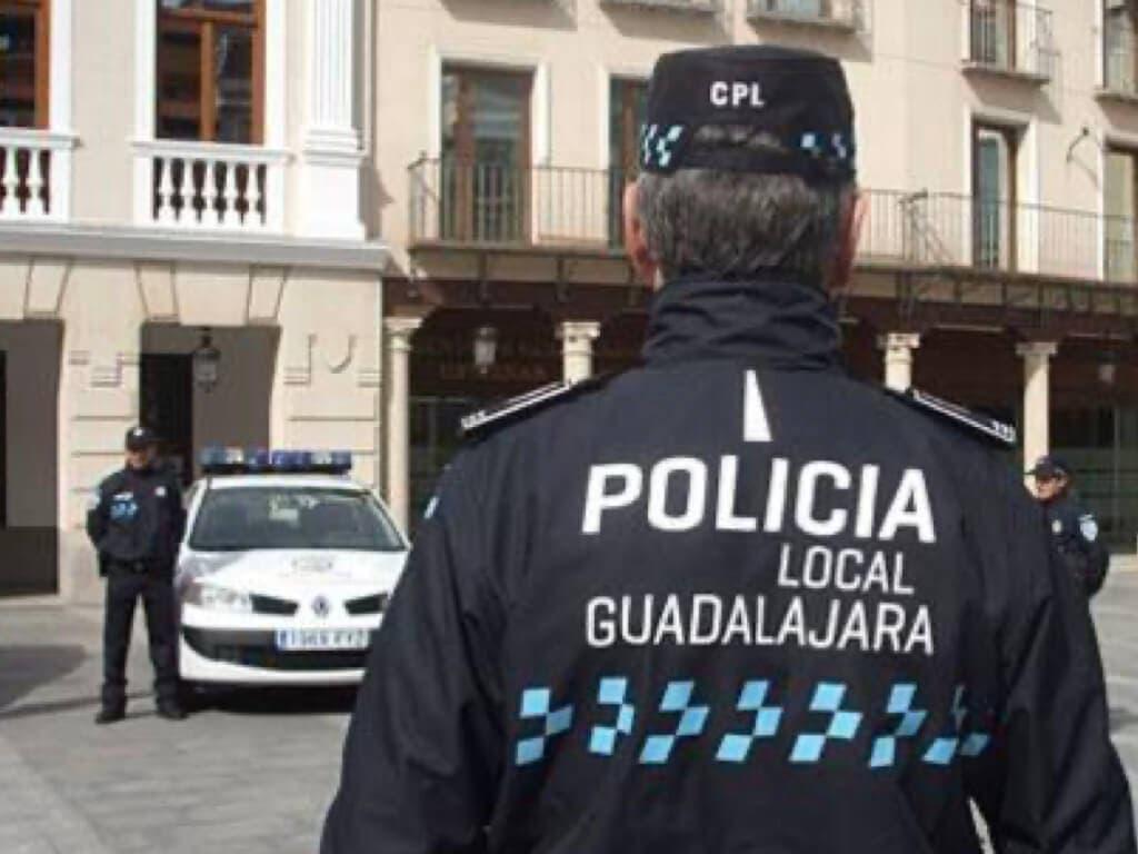 Denunciadas 80 personas por no llevar mascarilla durante la última semana en Guadalajara