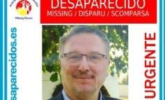 Localizado con vida pero herido el director de un colegio desaparecido en Valdemoro