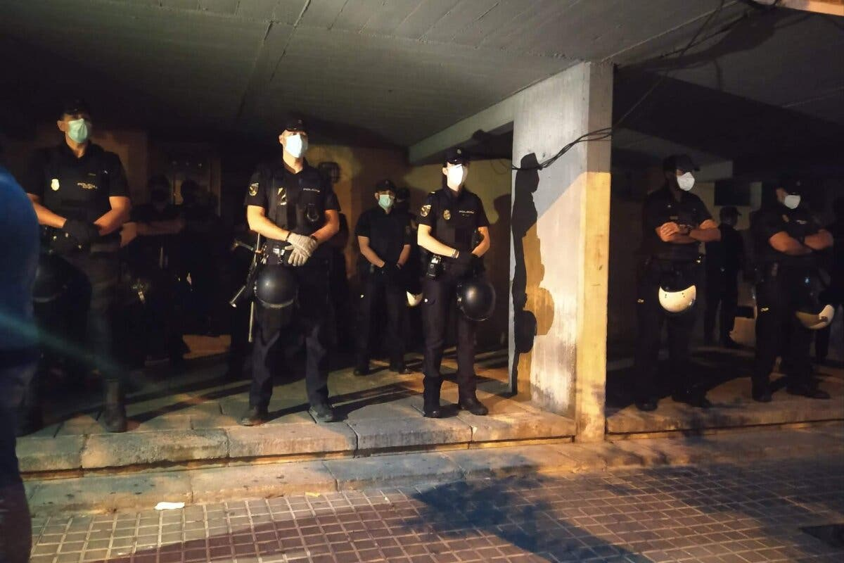 Paralizado el tercer intento de desahucio de Araceli en Alcalá de Henares