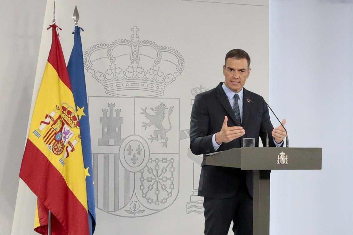 Sánchez: «Nos preocupa la evolución de la pandemia en Madrid»