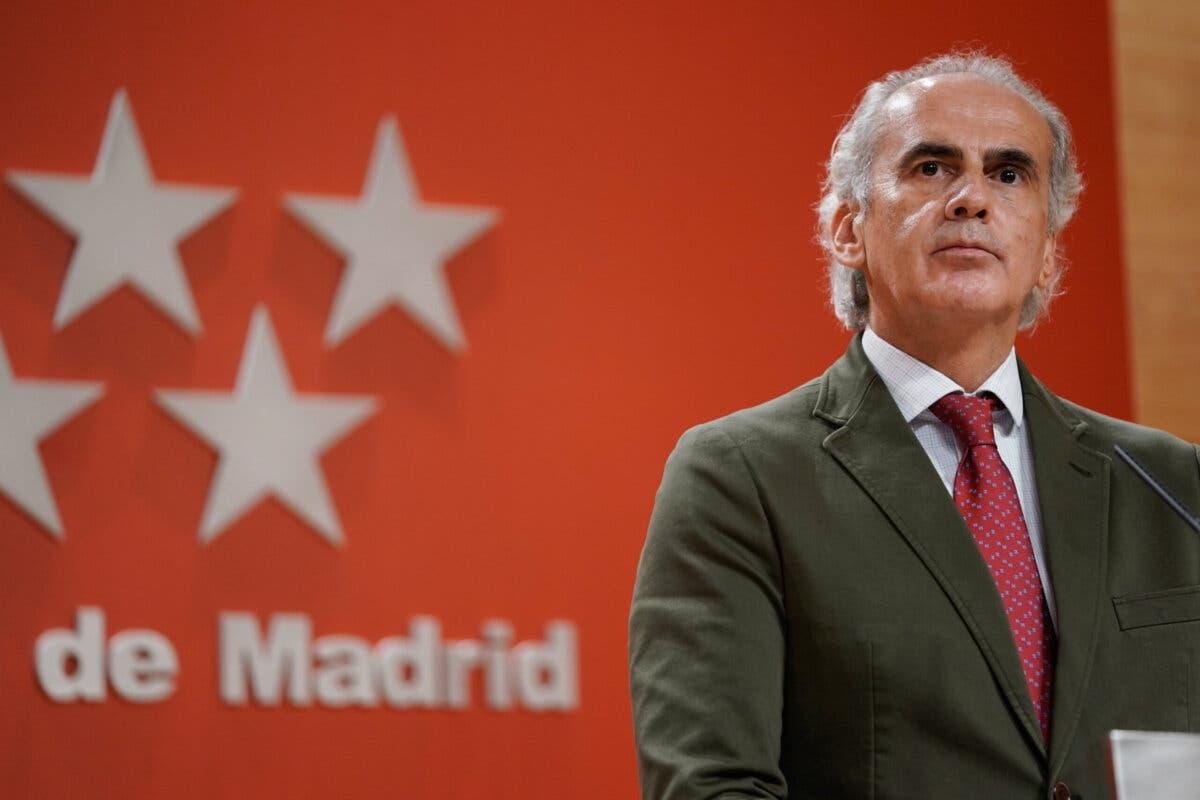 Madrid defiende su estrategia anticovid y rechaza imposiciones del Gobierno