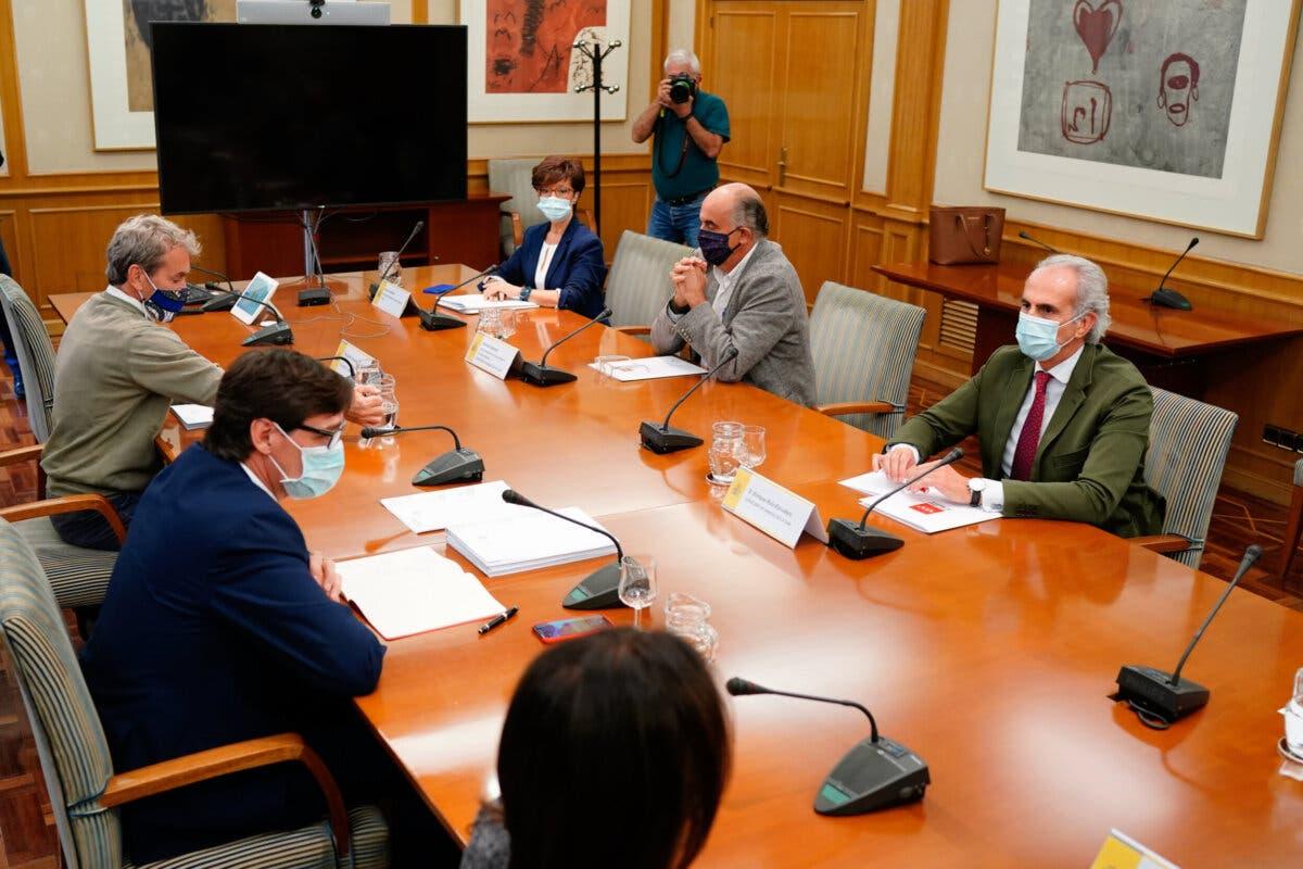 Sin acuerdo entre Gobierno y Comunidad de Madrid sobre las medidas frente al Covid-19