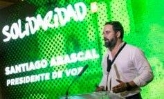 Abascal presentó en Coslada el sindicato Solidaridad, impulsado por Vox