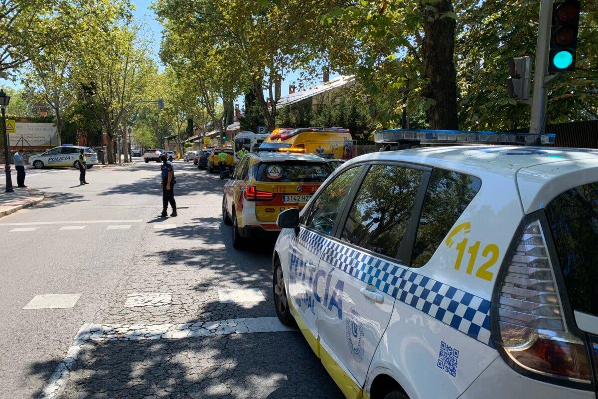 Detenido un conductor de autobús que atropelló mortalmente a un hombre tras una discusión