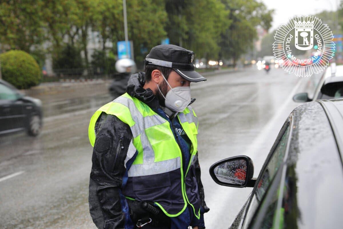 La Comunidad de Madrid establecerá controles policiales aleatorios en las zonas restringidas