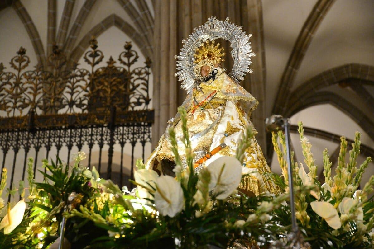 Alcalá de Henares conmemora a su patrona, la Virgen del Val