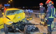 Muere un conductor de 33 años en un accidente múltiple en la M-50