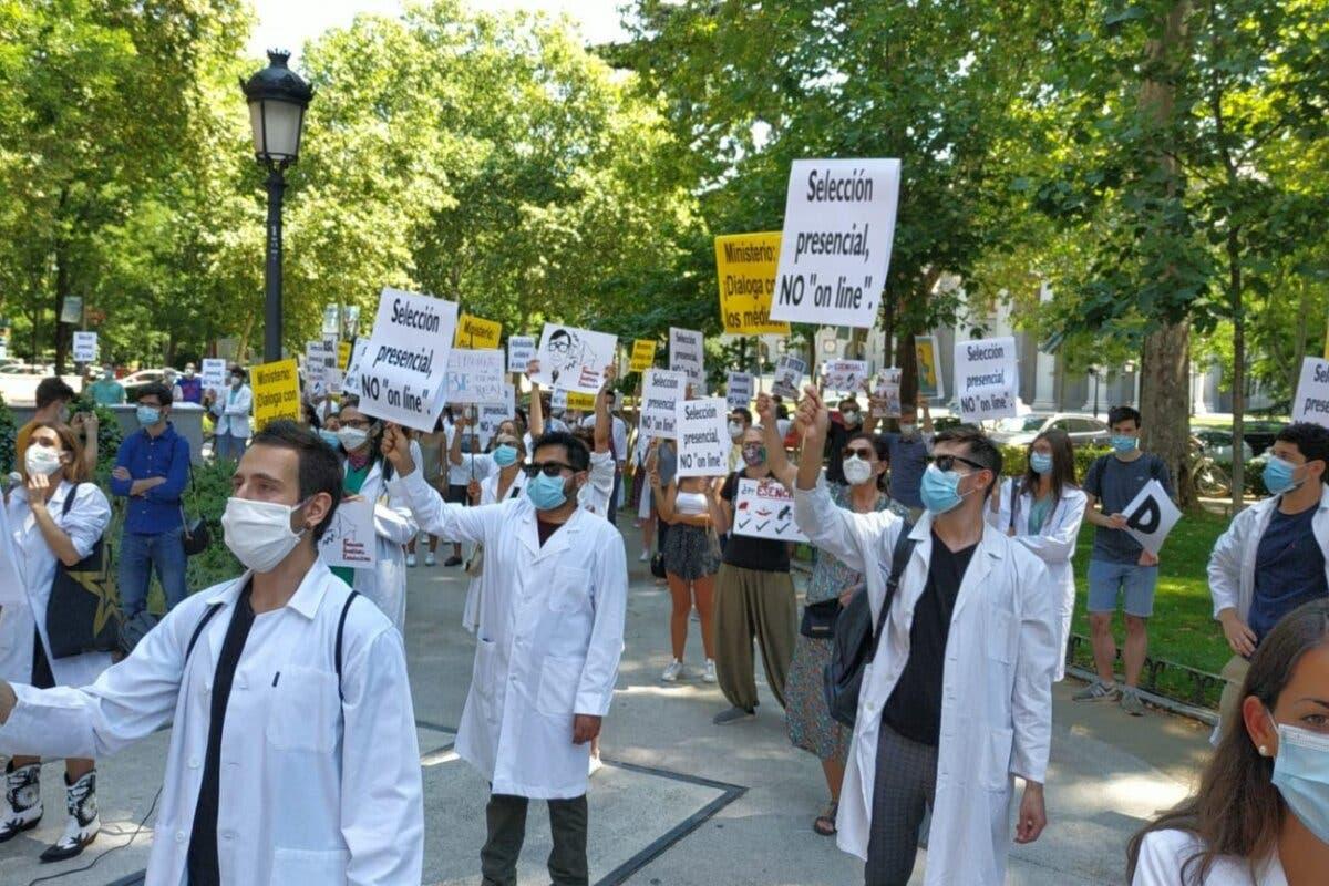 La Comunidad de Madrid confía en encontrar soluciones para evitar la huelga de médicos