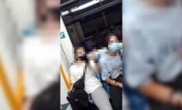 Detenidas dos menores por una agresión racista en el Metro de Madrid