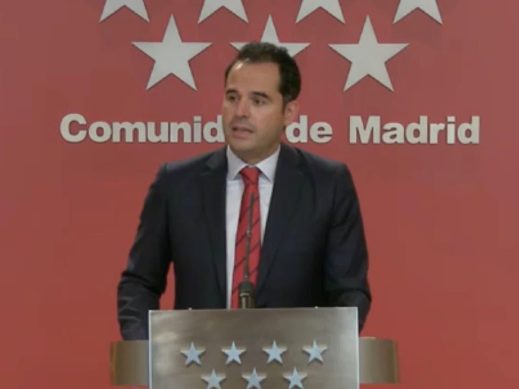 Madrid anunciará el viernes nuevas restricciones y solicita al Gobierno que despliegue al Ejército